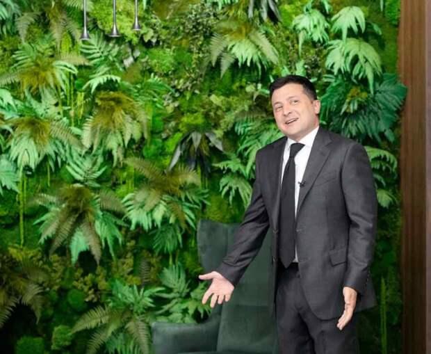 «Сразу видно – дикари»: журналисты оценили новый ремонт Зеленского в офисе