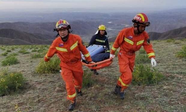 Во время супермарафона в Китае погибли более 20 человек
