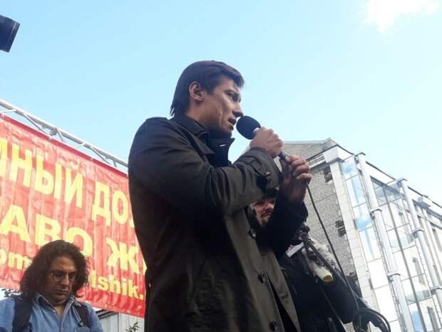 Российская оппозиция докатилась до защиты каннибалов. Что дальше?