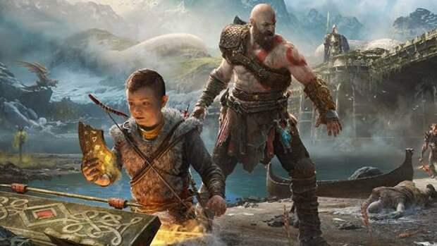 Sony перенесла выход продолжения God of War