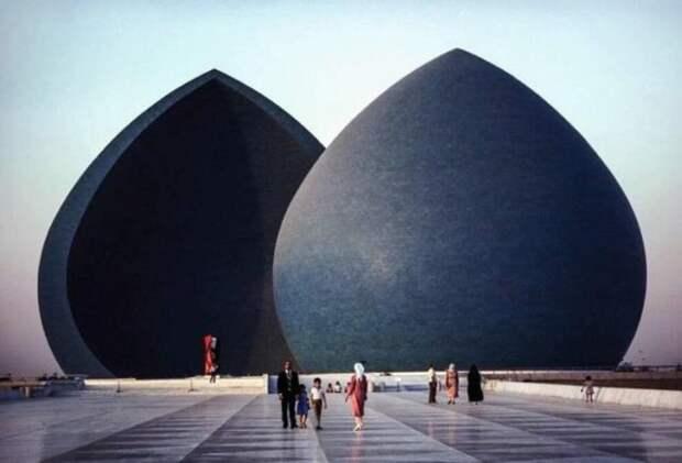 Ирак, 1984 год