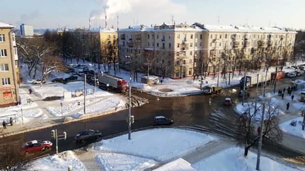 Движение троллейбусов восстановлено в Автозаводском районе