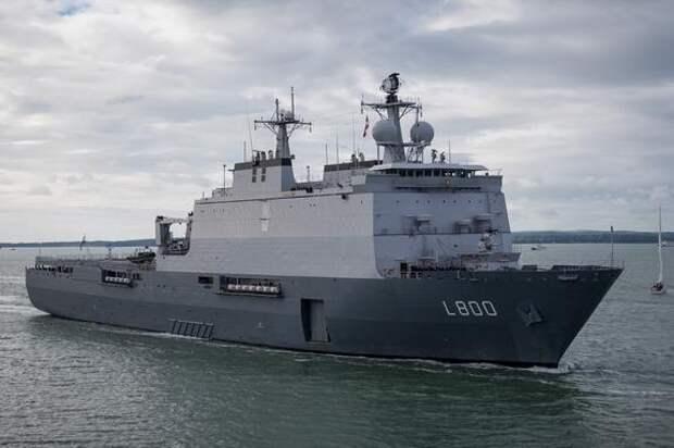 Версия Avia.pro: военные России могут атаковать системами РЭБ голландский корабль, который отправится в Черное море