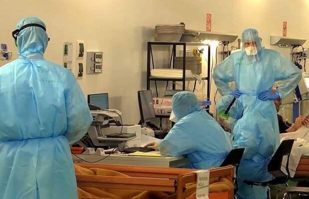Итальянские врачи оценили действия российских коллег и российское оборудование