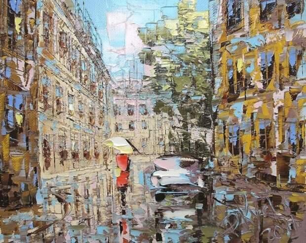 художник Дмитрий Кустанович картины – 17