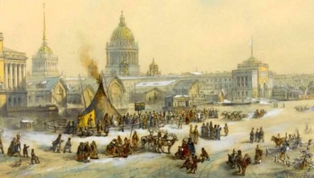 Холодное лето 1816: как изменение погоды повлияло на мировую историю