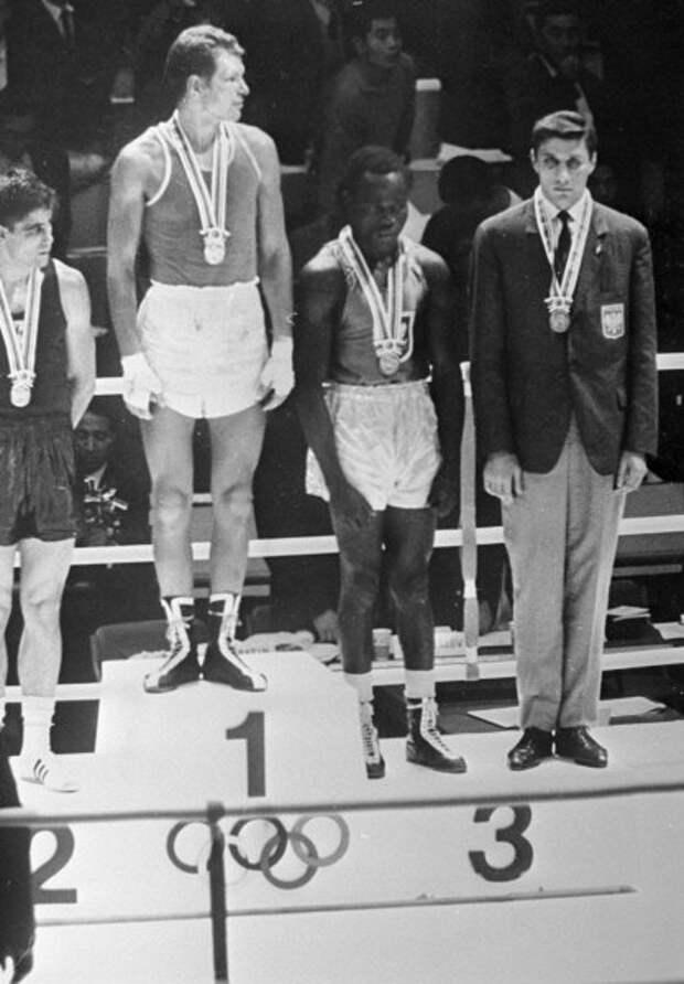 Великие победы Отечественного спорта. Гроссмейстер ринга, чей умный бокс привел к двум золотым медалям Олимпиады