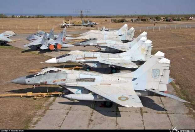 National Interest: за год Украина потеряла больше всех самолетов в мире