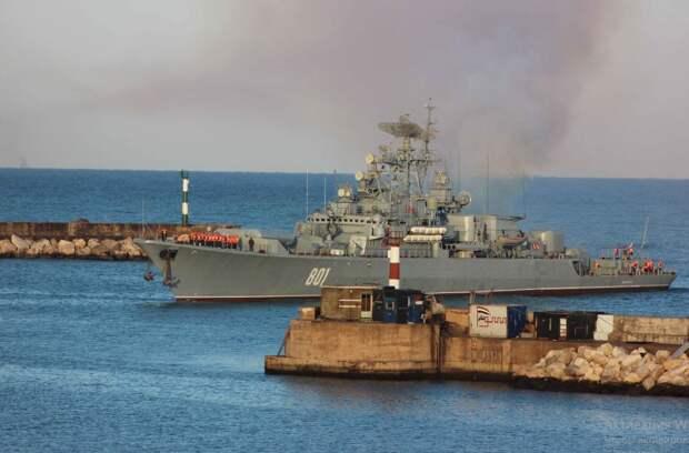 Россия входит в акваторию Красного моря