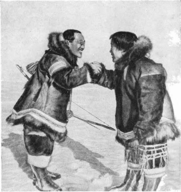 Посещая друзей и родственников на Аляске, чукчи могли воочию видеть преимущества капиталистического строя перед социалистическим./Фото: indiansworld.org