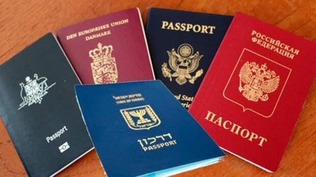 «Конец положен второму гражданству... Решение судьбоносное»