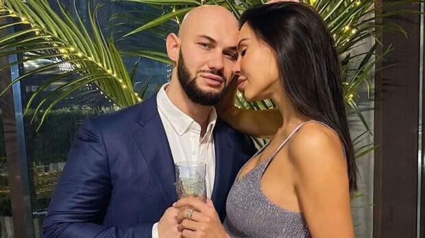 Джиган и Самойлова впервые появились на публике вместе после примирения