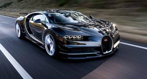 Чего ждать от объединения Bugatti, Porsche и Rimac
