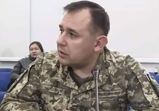Полковник ВСУ, заявивший, что украинцы и россияне легко поймут друг друга, отстранен от должности