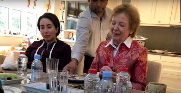 """Дочь скандального эмира Дубая Латифа вышла на связь впервые за два года заточения после попытки побега: """"Я заложница"""""""