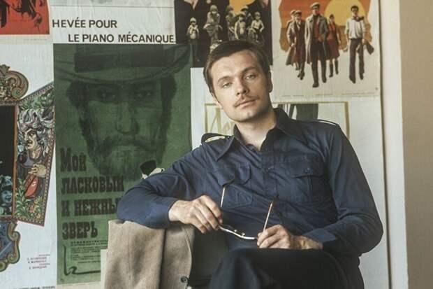 Как советский актёр Олег Видов сделал карьеру на Западе