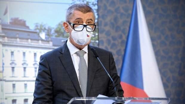 Чешский премьер предложил странам ЕС выслать «хотя бы по одному» российскому дипломату