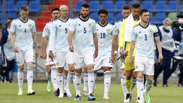 Сборная Шотландии небудет вставать наколено перед матчами Евро-2020