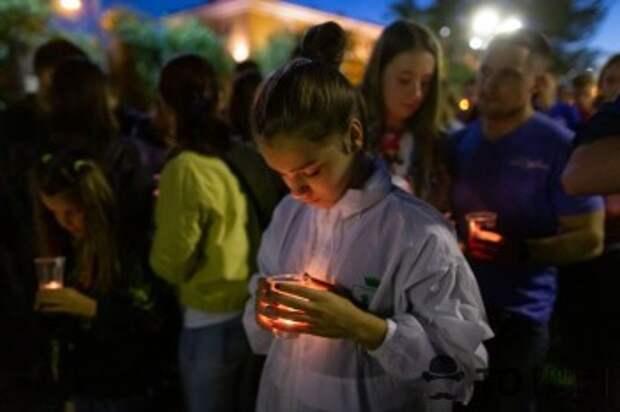 Накануне Дня Победы калужане зажгут свечи памяти