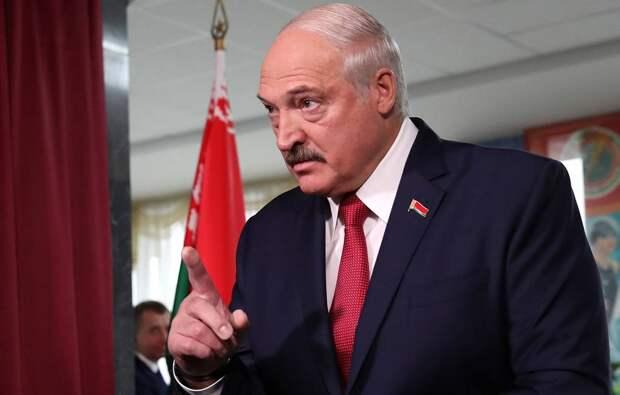 Лукашенко оценил реакцию России на события в Белоруссии
