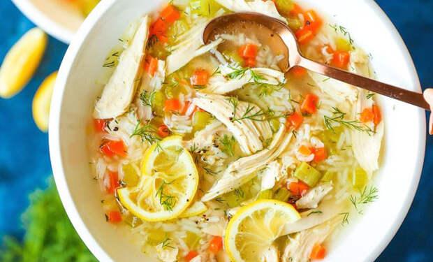 Беру куриный бульон и делаю 5 вкуснейших супов за минуты