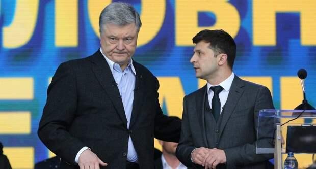 А как же «агрессор»? Украинская верхушка выстраивается в очередь на поклон в Москву