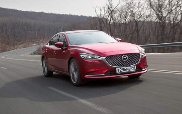 Обновленная Mazda 6 — все ее небольшие изменения