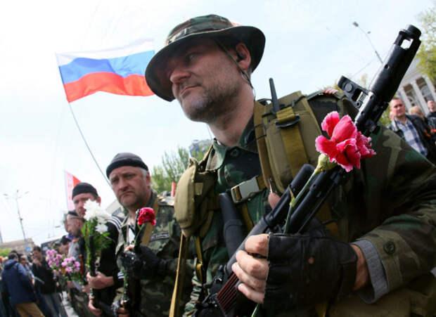 Российский доброволец рассказал, как попасть на службу в армию на Донбассе