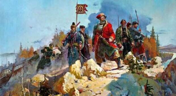 Евразийская поступь русского казачества