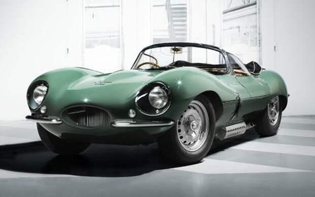 Jaguar вернулся к выпуску карбюраторных автомобилей