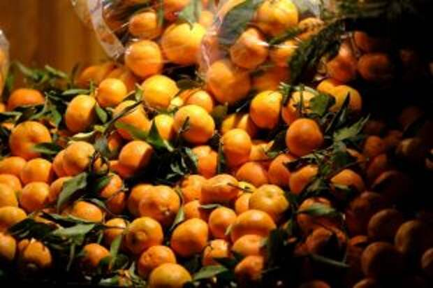Почему дорожают мандарины?