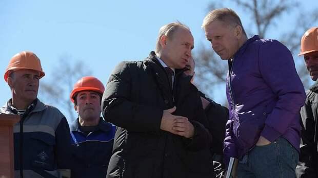 Андрей Колесников, «любимый журналист Путина» рассказал о его беззащитности