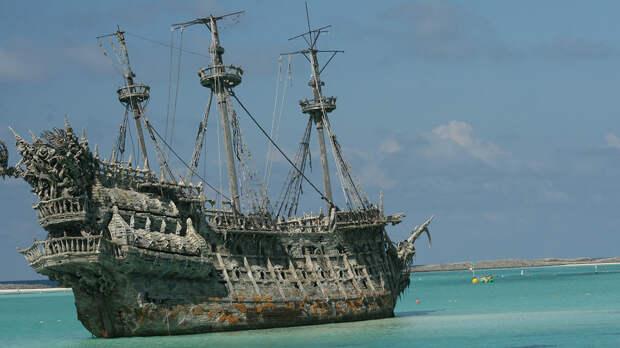 10 легендарных кораблей, которые были верными спутниками пиратов в море