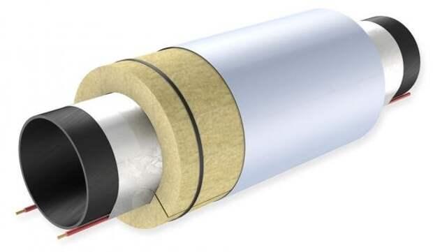 Теплоизоляция для труб отопления — разновидности, выбор, монтаж