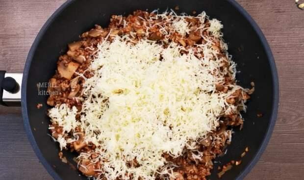Попробовал в ресторане современное блюдо из гречки. Узнал рецепт и решил приготовить семье дома, они оценили, делюсь