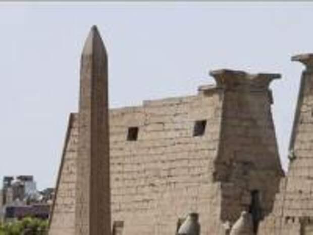 Загадка Асуанского обелиска