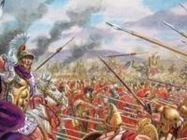 Пирр Эпирский и его последний бой, или самая нелепая смерть величайшего воина античности