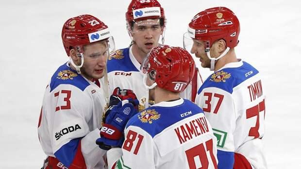 Россия уступила Канаде на ЮЧМ-2021 по хоккею