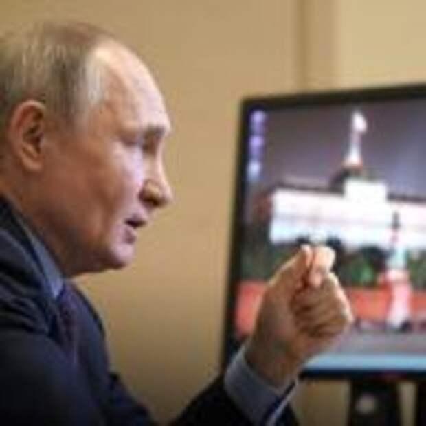 В Кремле пояснили, почему президент Путин не будет делать прививку публично