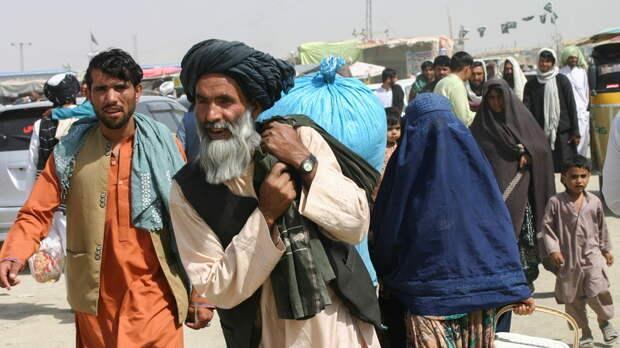 Власти Пакистана призвали к оказанию помощи Афганистану