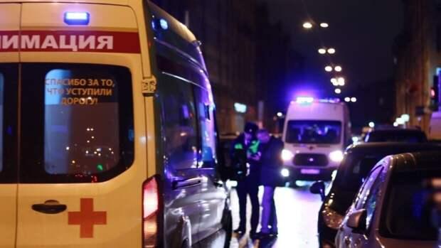 """Водитель и пассажир """"семерки"""" погибли в жутком ДТП с фурой под Липецком"""