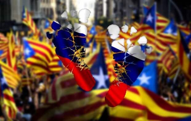 Как коварные русские сделали Каталонию «новым Крымом»