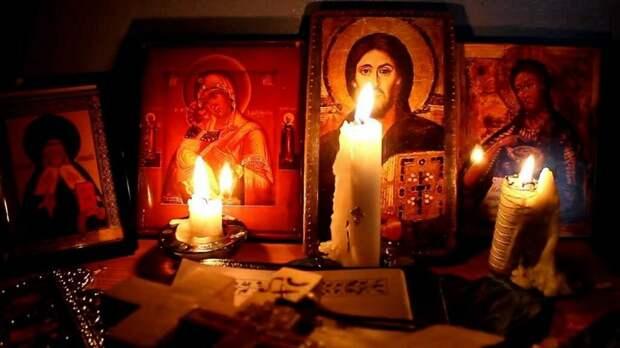 Эта Иисуса молитва освящает место, в котором она произносится...