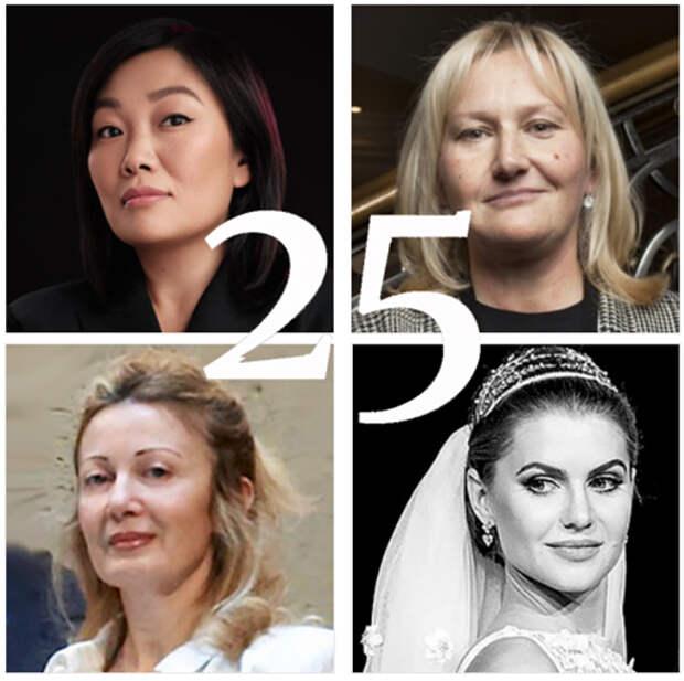 Рейтинг Forbes богатейших женщин России возглавила основательница Wildberries