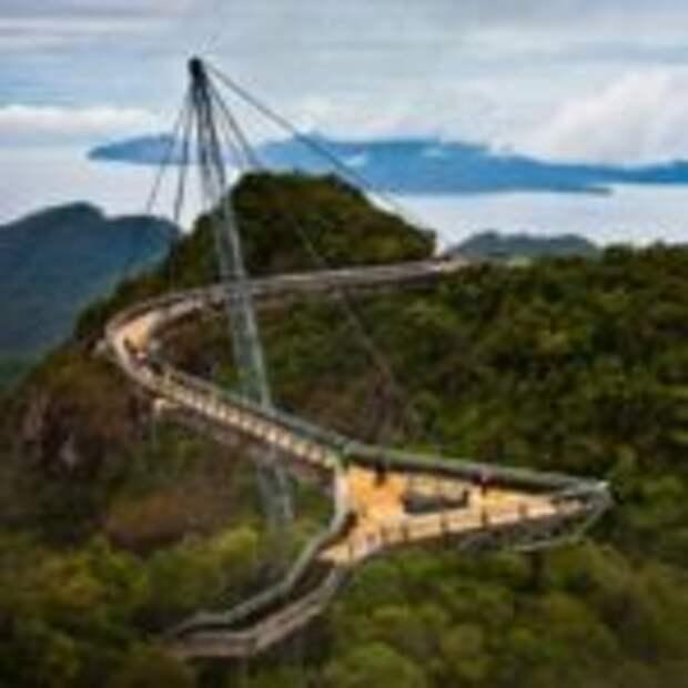 10 Самых Экстремальных Мостов, Популярных Среди Туристов