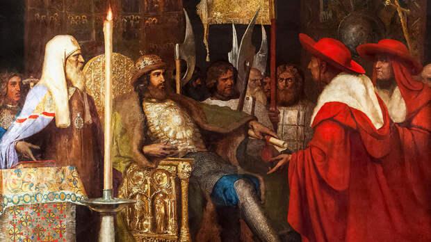 Почему даже перед угрозой Орды католический мир был не готов на объединение с православной Русью
