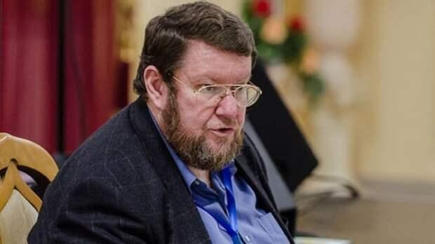 Сатановский: Запад применяет к РФ стратегию давления, отработанную на Израиле