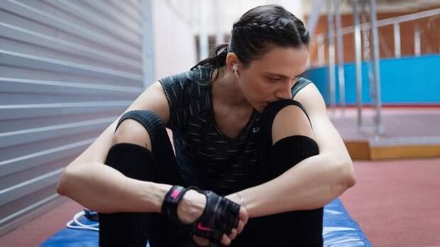 Ласицкене получила травму на тренировке и пропустит ближайшие соревнования