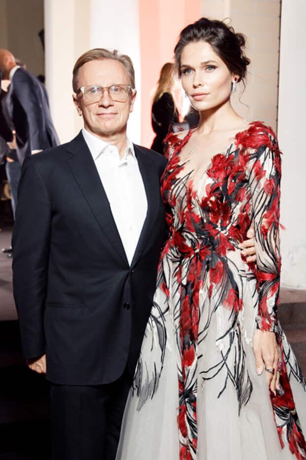 Борис Белоцерковский с супругой Полиной Аскери-Белоцерковской