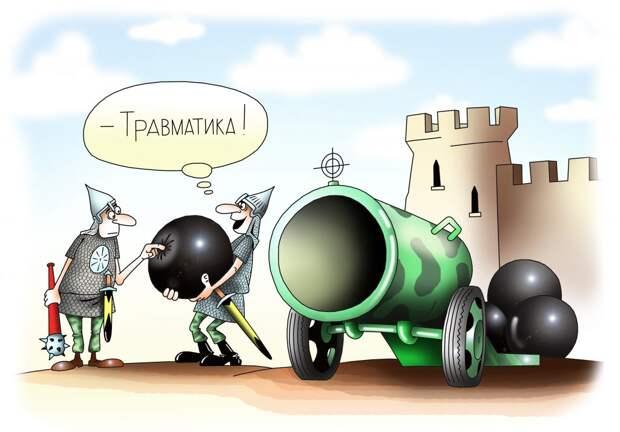 Рисунок: Сергей Корсун, «Восточный округ»